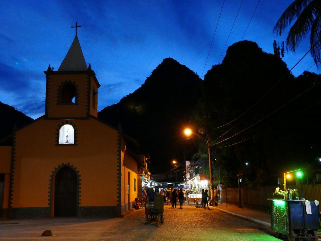 Церковь в Абрау, Ила-Гранде