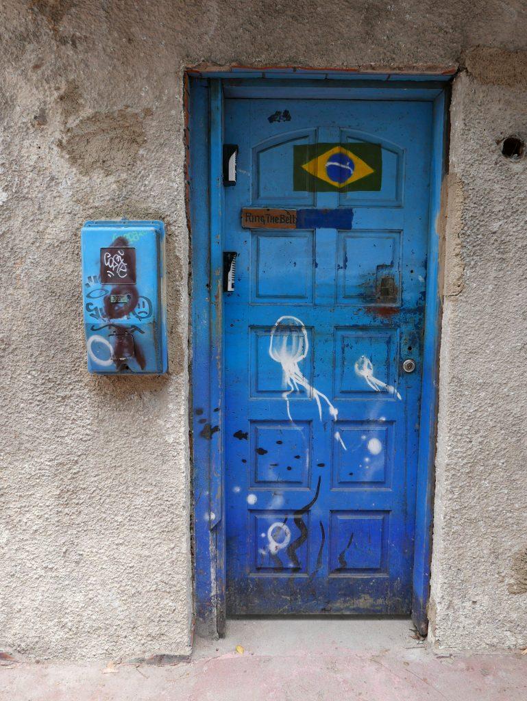 Дверь дома счастливого кариоки, Видигал