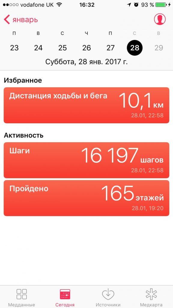 165 этаже на Корковадо