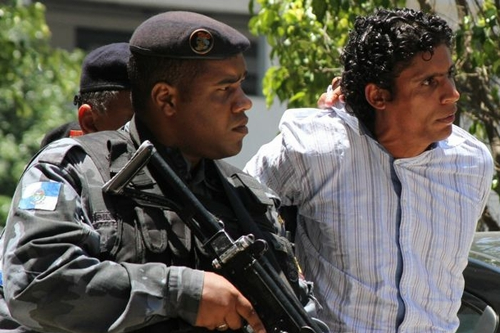 Антонио Лопес по кличке Нем, организованная преступность в Рио, Бразилия