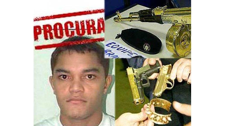 Эрисмар Морейра по кличке Бем-Те-Ви, организованная преступность в Рио, Бразилия