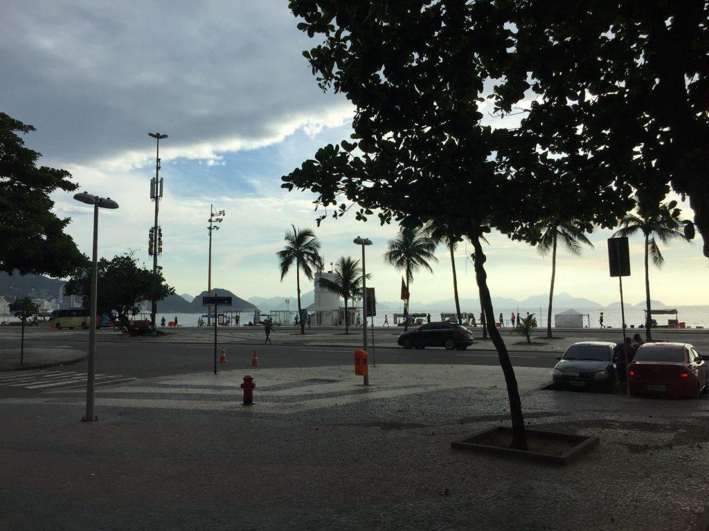 Рио-де-Жанейро, Копакабана