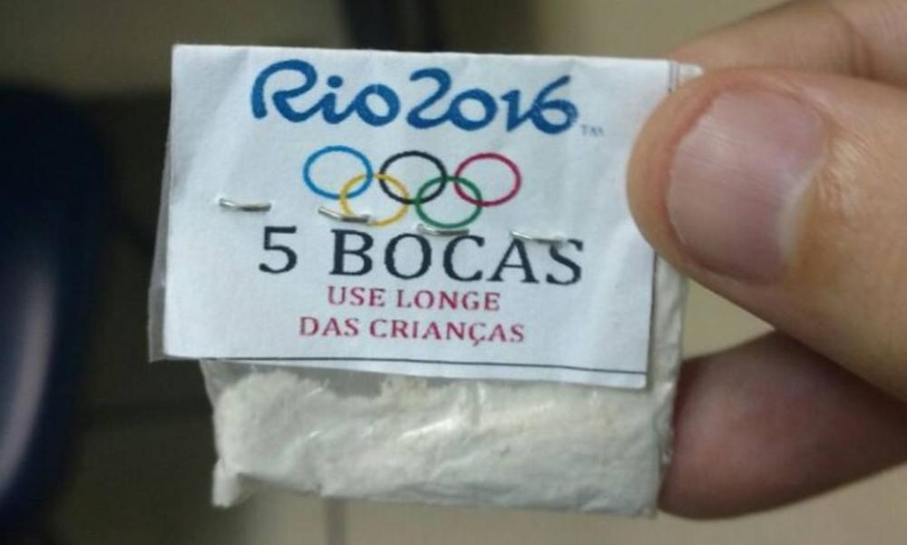 Кокаин к олимпийским играм, организованная преступность в Рио, Бразилия