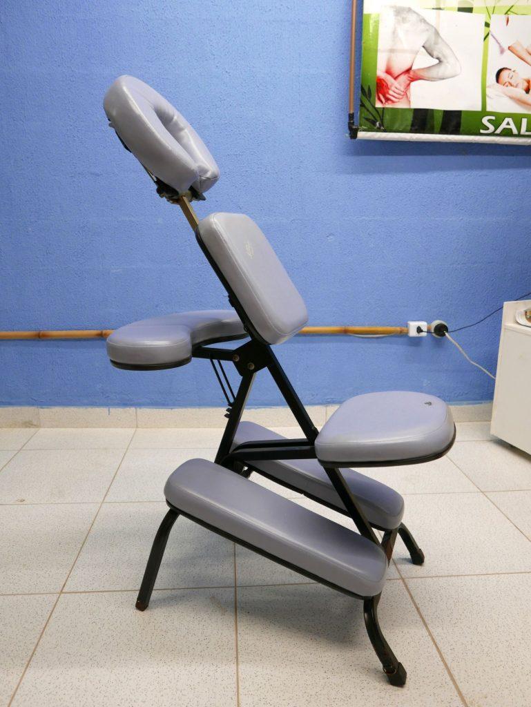 Страшный стул массажиста